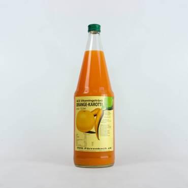 Orange-Karotte
